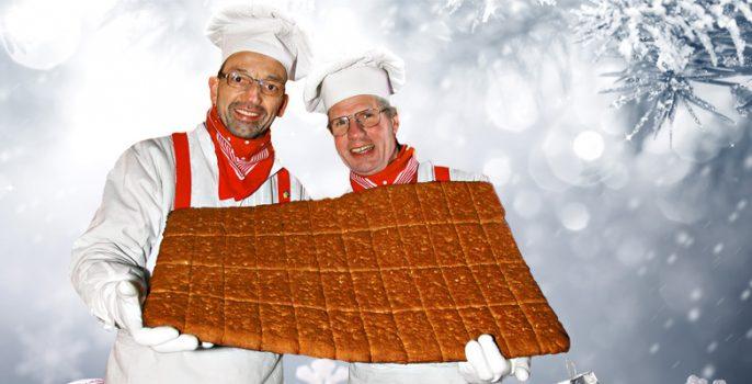 größte lebkuchen der welt