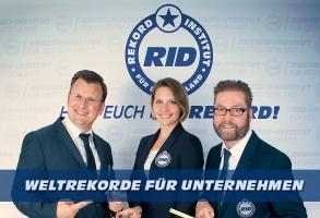 RID-REKORDRICHTER Angebot einholen