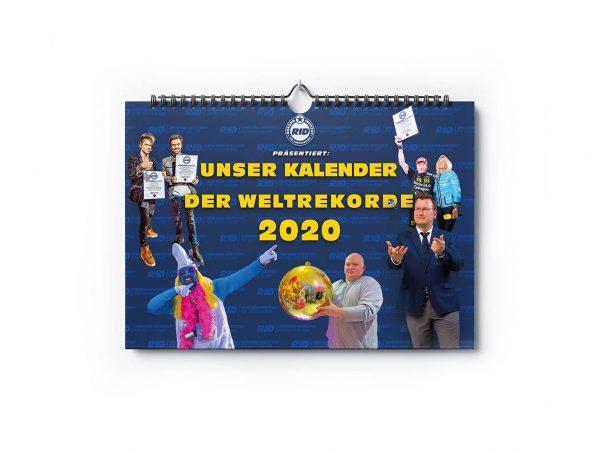 RID-KALENDER DER WELTREKORDE 2020