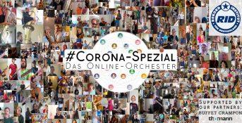 04. Corona Spezial – Online-Orchester